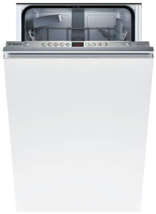 Встраиваемая посудомоечная машина 45 см Bosch Serie | 4 SPV45DX10R