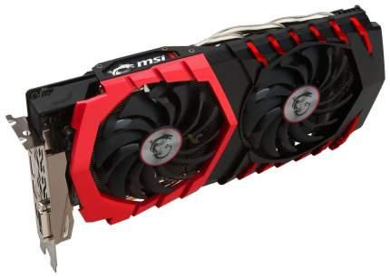 Видеокарта MSI Gaming X Radeon RX 580 (RX580 GamingX 8G)
