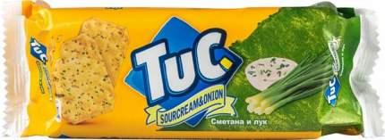 Крекеры TuC сметана и лук 100 г