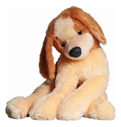 Мягкая игрушка Волшебный мир Щенок бисквитик 100 см бежевый 7с-1093-ри
