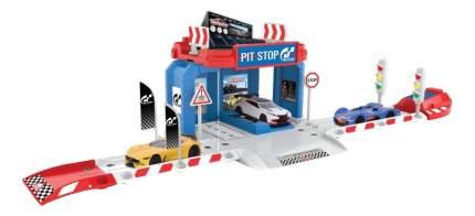 Парковка Pit Stop Creatix Gran Turismo Majorette 2050002