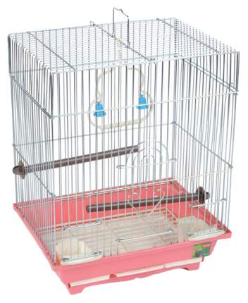 Клетка для птиц Triol 43x30,5x58 цвет в ассортименте