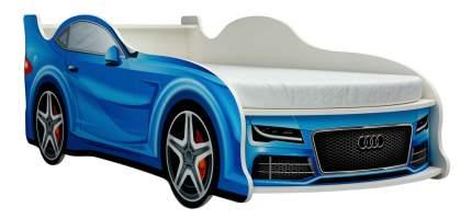 Кровать Vivera Ауди синяя