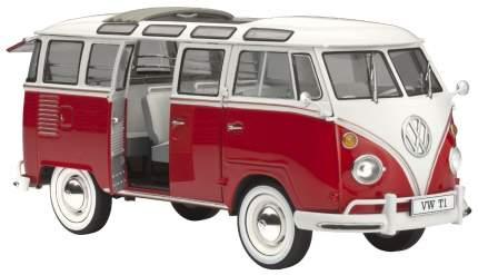 Коллекционная модель Revell Volkswagen T1 Samba Bus 1:24