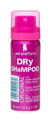 Сухой шампунь Lee Stafford Poker Straight Dry Shampoo, 50 мл