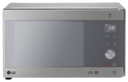 Микроволновая печь с грилем LG MH6565CIR silver