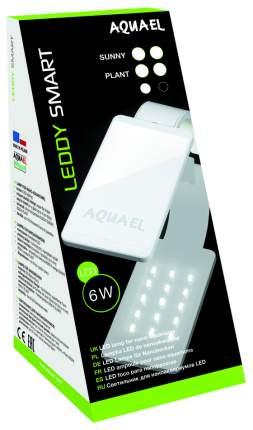 Cветильник Aquael Leddy Smart LED II Plant белый 6Вт