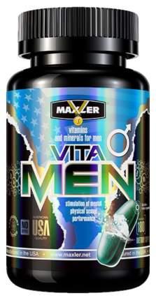 Витаминно-минеральный комплекс Maxler VitaMen 180 табл.
