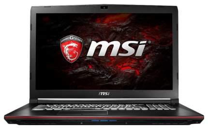 Ноутбук игровой MSI GP72 7QF-899RU 9S7-179553-899