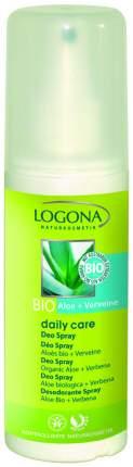 Дезодорант Logona Naturkosmetik Daily Care Bio Organic Aloe + Verbena 100 мл