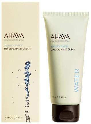 Крем для рук Ahava Deadsea Water Mineral Hand Cream 100 мл