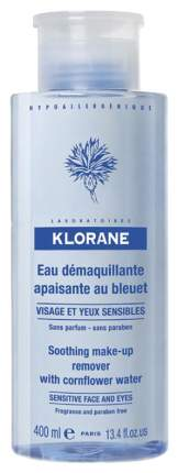 Термальная вода Klorane С экстрактом василька 400 мл