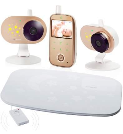 Видеоняня Ramili Baby с двумя камерами и монитором дыхания RV1200X2SP