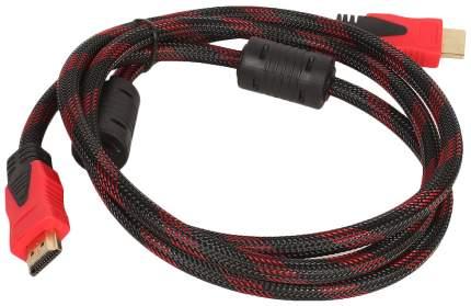 Кабель Jet.A HDMI - HDMI, 3м Red/Black (JA-HD9)