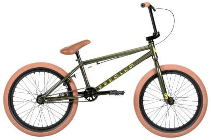 """Велосипед Haro Inspired 20 2019 21"""" зеленый"""