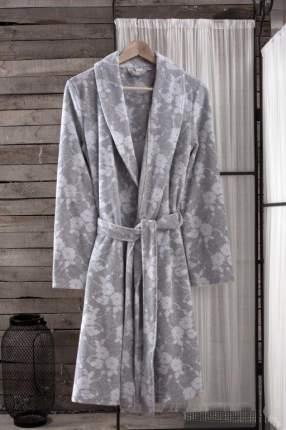 Банный халат Arya Paula Цвет: Светло-Серый (L)