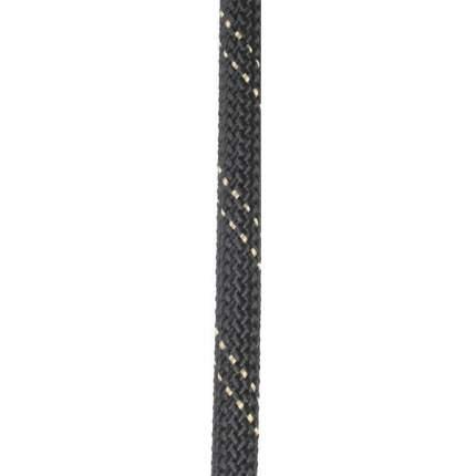 Веревка статическая Edelweiss Action 11 мм, черная, 1 м