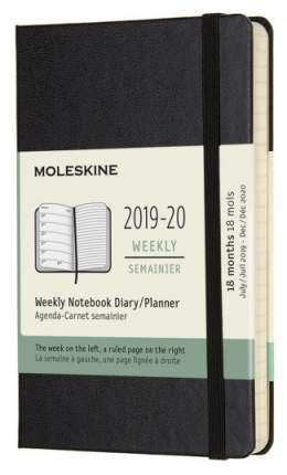 """Еженедельник датированный на 18 месяцев """"Academic WKNT"""" Pocket, 208 страниц, 9 х 14 см"""