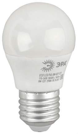 Лампа светодиодная 8W ЭРА ECO LED smd P45