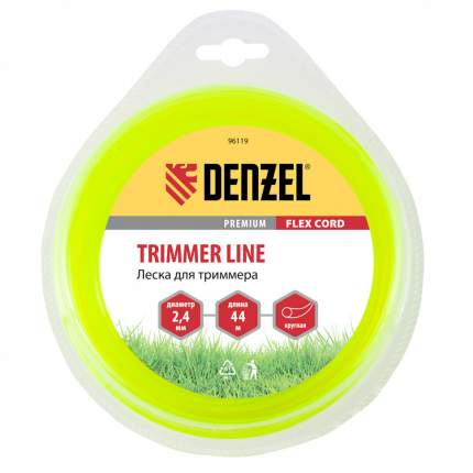 Леска для триммера DENZEL Flex cord 96119