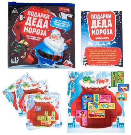 """Настольная игра """"Подарки Деда Мороза"""" ЛАС ИГРАС"""