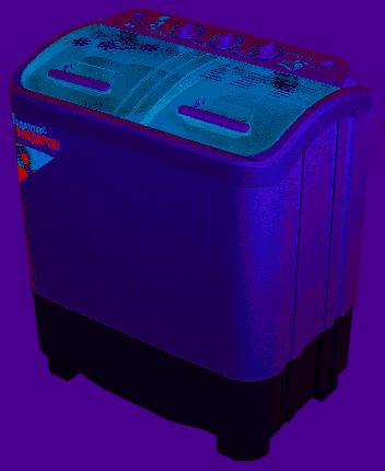 Стиральная машина Evgo WS-40PET White