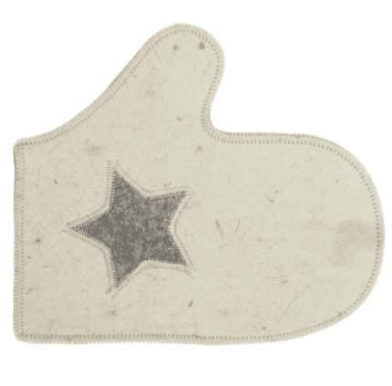 Рукавица Звезда белая Rusher рк001