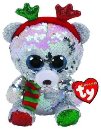 Мягкая игрушка животное TY Медведь Мистлтоу 205410-MP