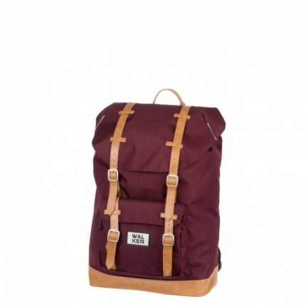 Рюкзак детский WALKER Liberty Concept Dark Red Красный 42255/51