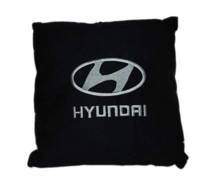 Подушка Hyundai HYUPILBLACK черная