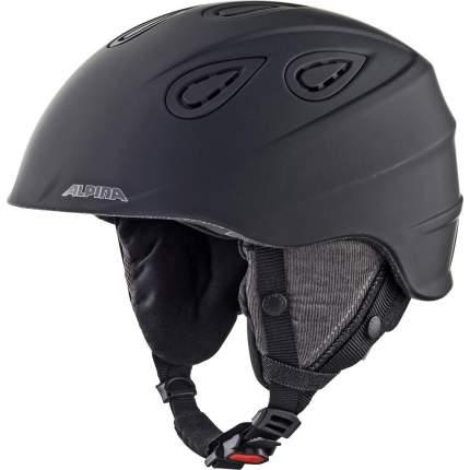 Горнолыжный шлем Alpina Grap 2.0 LE 2019, черный, L