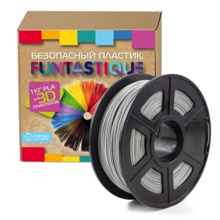 Пластик для 3D-принтера Funtastique PLA-1KG-GY PLA Grey