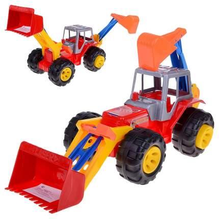 "Трактор ""Лазер-копалка"""