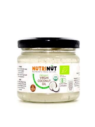 Кокосовое масло Nutrinut organic virgin coconut oil 250 мл