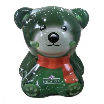 Чай Beta Tea Медвежонок. Зеленый черный листовой 50 г