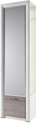 Платяной шкаф Hoff 80307389 60х38,3х217,1, вудлайн крем