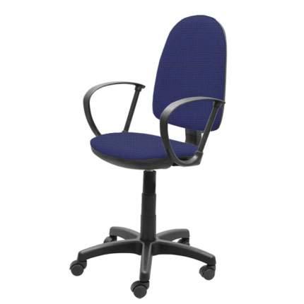 Компьютерное кресло Фактор Престиж 1939117, черный/синий