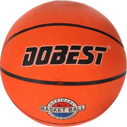 Баскетбольный мяч Dobest RB7 №7 brown