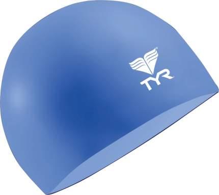 Шапочка для плавания TYR Latex Swim Cap 428 royal