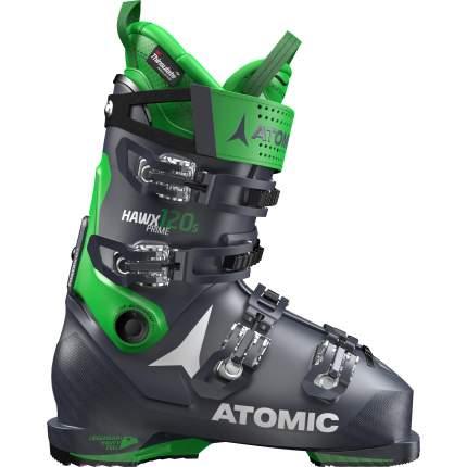 Горнолыжные ботинки Atomic Hawx Prime 120 S 2020, dark blue/green, 30.5