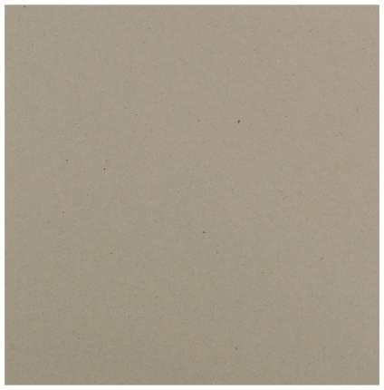 Переплетный картон для творчества (набор 10 листов) 30х30 см, толщина 0,7 мм (серый)