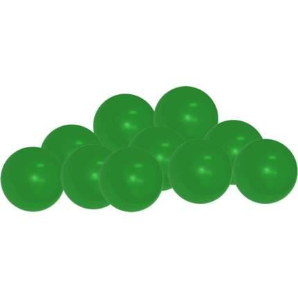 Шарики для манежа-бассейна Leco диаметр 7,5 см зеленые, 320 шт.