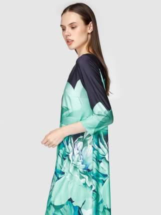 Платье женское Helmidge 7510 синее 14 UK