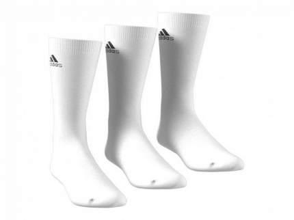Носки Adidas Performance Crew 3ppk AA2329 белый 43-46