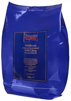 Чай черный ароматизированный Dagmar дикая вишня 500 г