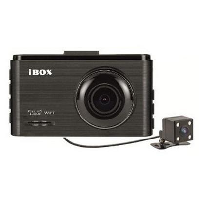 Видеорегистратор iBOX Z-920 WiFi + Камера заднего вида