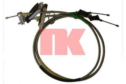 Трос cтояночного тормоза Nk 9025139
