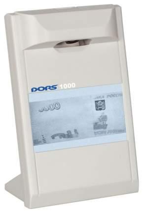 Детектор банкнот Dors 1000M3 Серый (FRZ-022089)