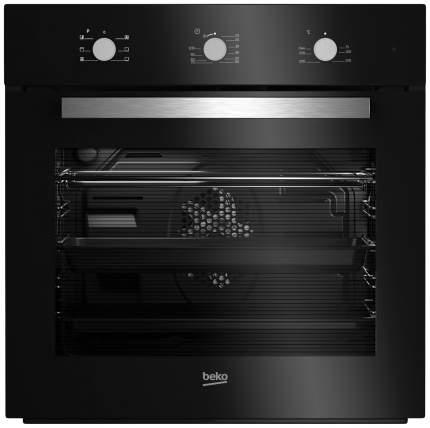 Встраиваемый электрический духовой шкаф Beko BIE24100B Black