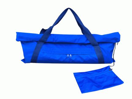 Сумка для йога-коврика RamaYoga Fold Yoga Bag 714593 синяя